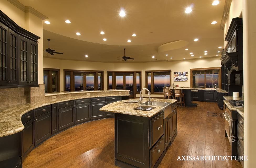 Custom home Menifee Remodeling Contractordesigned by Axis 3 Architecture of Temecula, CA.