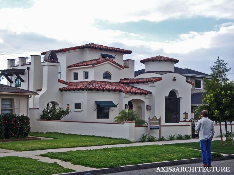 Blythe CA Custom Home Builder Architect - RBC Construction