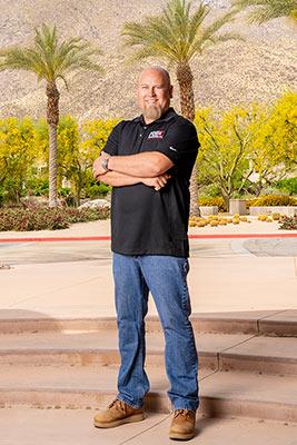 Ron Bierma, President/CEO